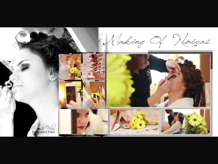 Making off casamento 1 cópia