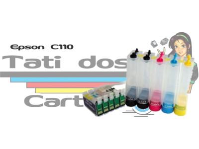 Bulk Ink: Bulk Ink Epson: Bulk Ink Epson C110