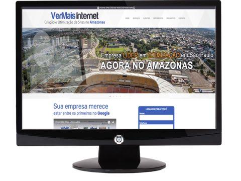 Criação de Sites no Amazonas