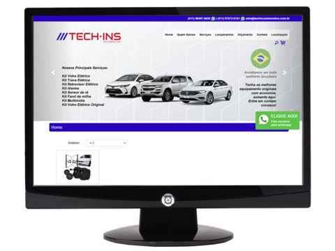 Tech Ins Automotive